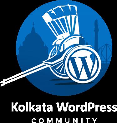 WordCamp Kolkata 2020 logo